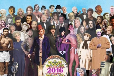 Perché tanti personaggi famosi morti nel 2016? Le risposte dellapsicologia