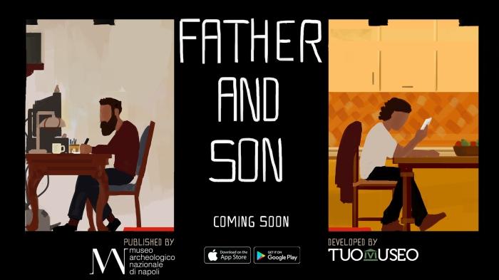 Il Mann lancia Father and son: quando lo storytelling si fa con ivideogiochi